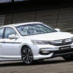 Novo Honda Accord custa R$ 156.300; City 2016 começa em R$ 58 mil