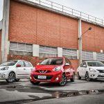 Nissan March e Versa recebem novas opções de acabamento e conectividade