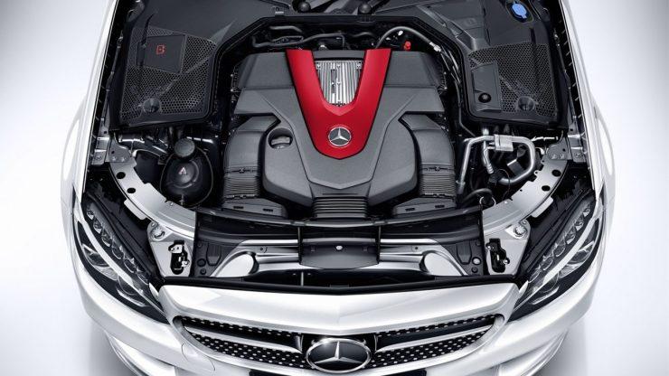 Mercedes C450 AMG (1)