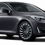 Genesis G90 é mostrado na Coreia para substituir o Hyundai Equus