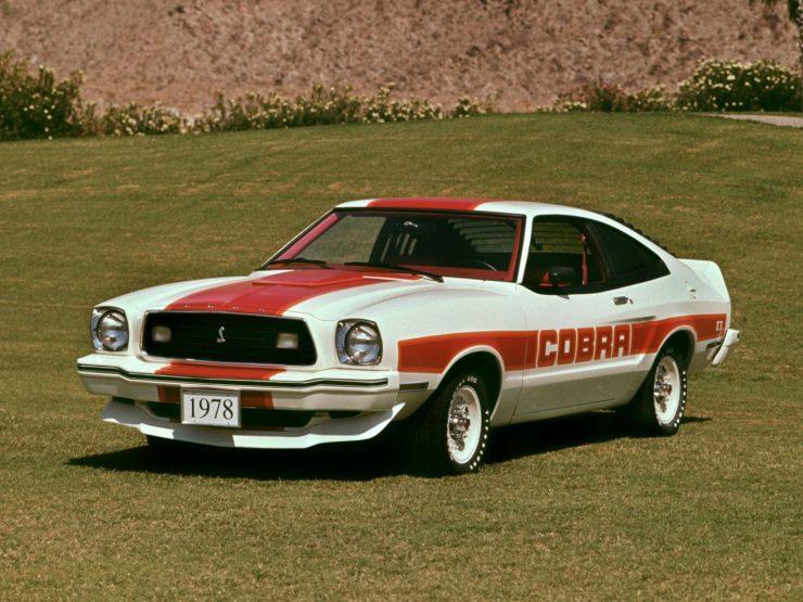 Mustang II: Para esquecer, definitivamente.