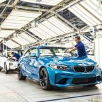 BMW inicia produção do M2 Coupé