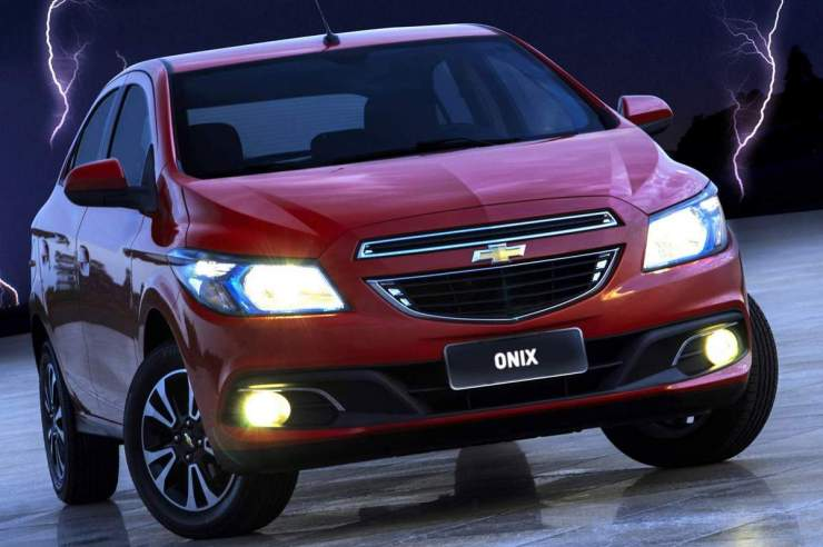 Chevrolet Onix 2013