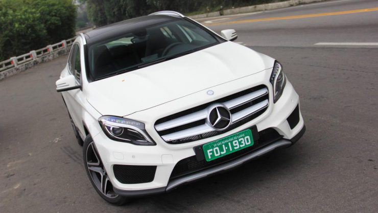 Mercedes-Benz GLA 250 (21)