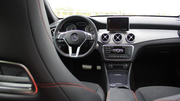 Mercedes-Benz GLA 250 (34)