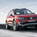 Volkswagen Tiguan aparece em Detroit com o conceito GTE Active