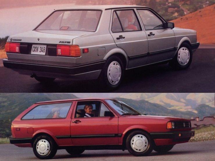 Outro grande contrato ocorreu em 1987, com o Projeto 99 (Voyage e Parati) para o mercado norte americano (Canadá e EUA). Foram dois anos de exportação da Parati com 25.022 unidades e sete anos do Voyage com 202.062 unidades exportadas. Por lá eram chamados de Fox.