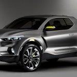 Hyundai confirma picape média em seus planos