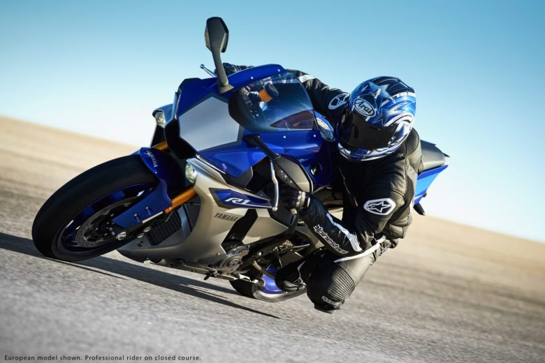 Nova Yamaha R1 custa a partir de R$ 125.990