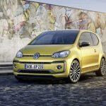 Volkswagen atualiza o up! na Europa