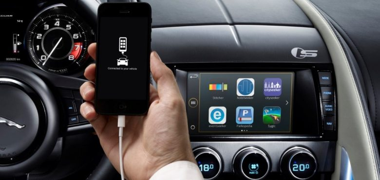 Land Rover tem nova central multimídia InControl Apps