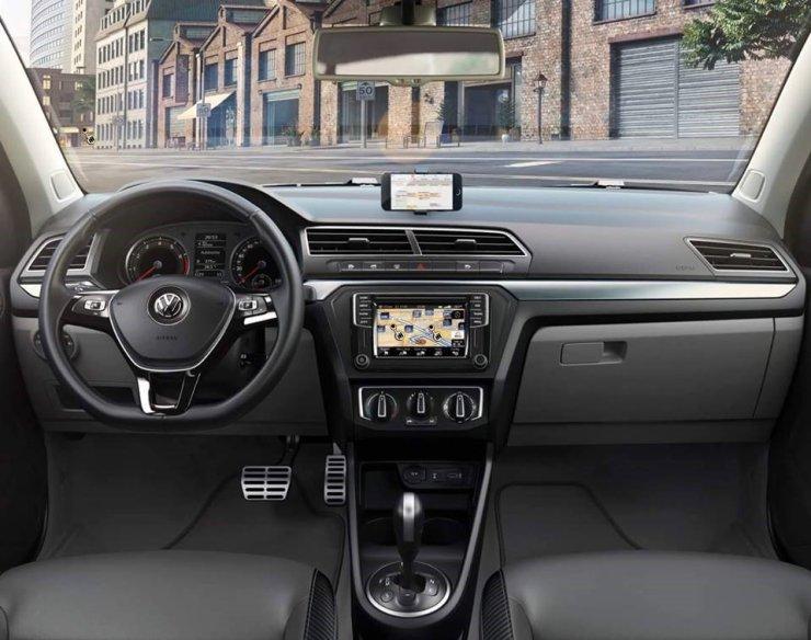 Painel Volkswagen Gol 2017 VOYAGE
