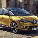 Nova geração do Renault Scenic aparece em primeiras imagens oficiais