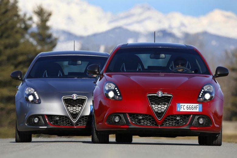 Alfa Romeo mostra Giulietta com design renovado