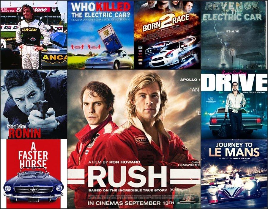 10 filmes sobre o mundo automotivo para você assistir no Netflix