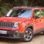 Piloto automático motiva recall do Jeep Renegade