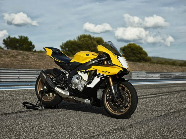 R1 60th Anniversary Edition