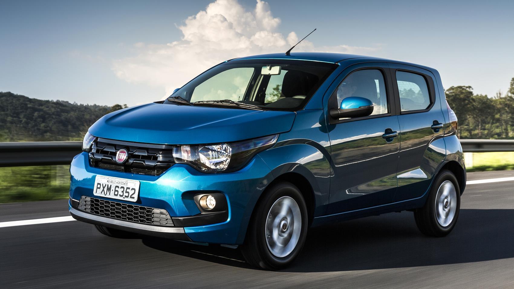 Fiat Mobi 2017 easy like way on (1)
