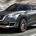 Nissan trabalha para mostrar o Kicks em maio, durante o revezamento da Tocha Olímpica