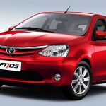 Toyota Etios começa a ser exportado para o Peru