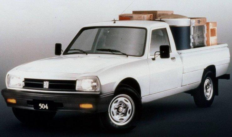 Peugeot 504 1,3 Tonelada