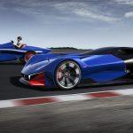Peugeot cria conceito que relembra sua história nas 500 milhas de Indianápolis