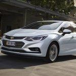 Com motor 1.4 Turbo, novo Chevrolet Cruze é lançado na Argentina