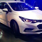Com motor 1.4 turbo, novo Chevrolet Cruze parte dos R$ 89.990