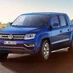 Volkswagen Amarok 2017: Interior revelado e 0 a 100 em 7,9 segundos