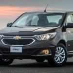Chevrolet Cobalt ganhou mais sofisticação na linha 2016
