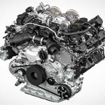 Porsche terá novo motor V8 biturbo