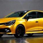 Vazam imagens do novo Renault Clio RS