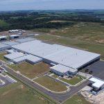 Toyota inaugura sua fábrica de motores em Porto Feliz (SP)
