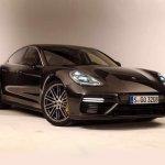 Sem disfarces: eis o novo Porsche Panamera
