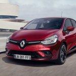 Renault Clio ganha reestilização na Europa