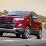 Ford EcoSport 2017 está mais caro