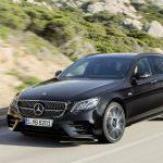 Mercedes apresenta a nova geração do Classe E Estate