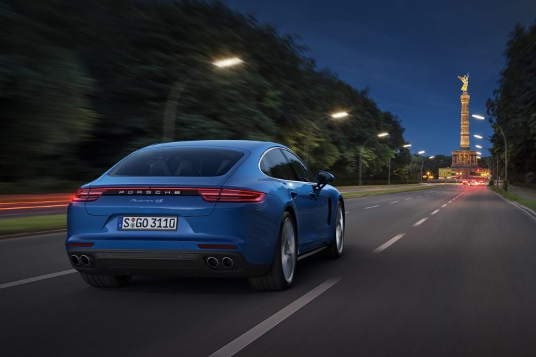 Eis o novo Porsche Panamera