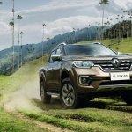 Renault Alaskan é apresentada em versão definitiva