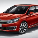 Esta é a nova cara do Citroën C4 Lounge na China