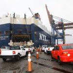 Volkswagen começa exportações dos novos Gol, Voyage e Saveiro