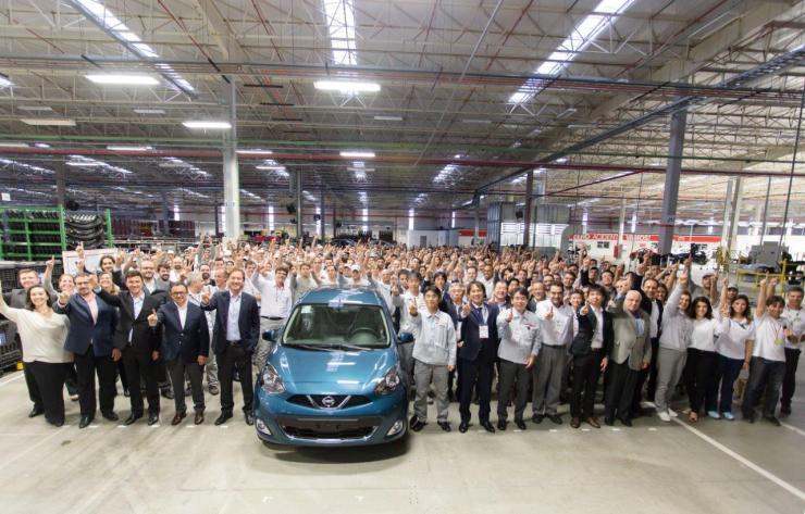 Nissan do Brasil lança programa de exportação para a América