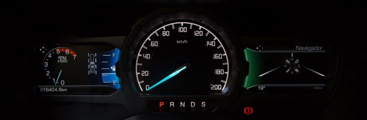 Ford-Ranger Limited-2017 (18)