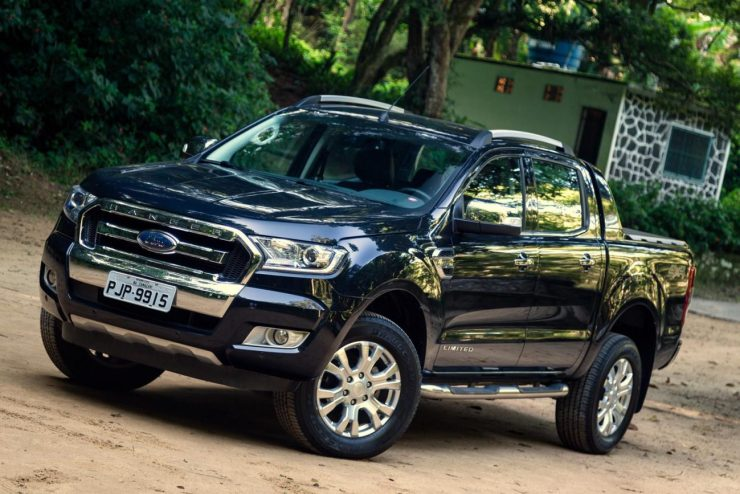 Ford-Ranger Limited-2017 (8)