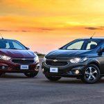Vídeo – Veja tudo que mudou nos Chevrolet Onix e Prisma 2017