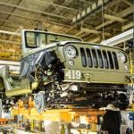 Jeep comemora 75 anos do Willys com conceito fabricado com o Wrangler
