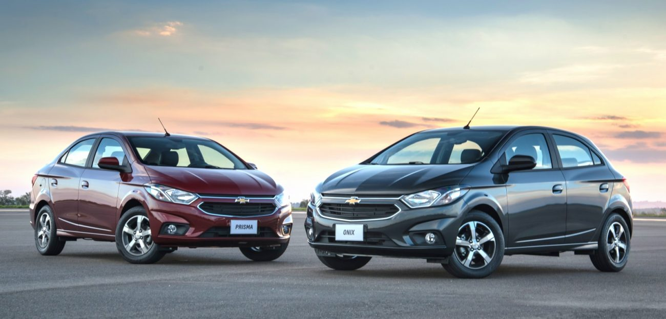 c6687f137703ef Impressões – Chevrolet Onix e Prisma 2017 mostram que pequenas mudanças dão  resultado   Primeira Marcha