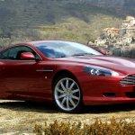 Aston Martin DB9 teve sua produção encerrada