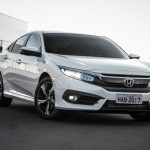 Novo Honda Civic chega em agosto com preços entre R$ 87.900 e R$ 124.900