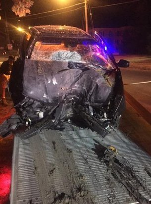 pokemon car crash